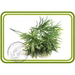 Букет травяные листочки. Декор искуств. зелень.