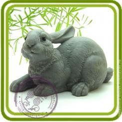 3д Кролик - Объемная сили