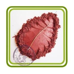 Пламенно-красный - мика, перламутровый пигмент