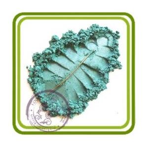 Океаническая зелень - мика, перламутровый пигмент