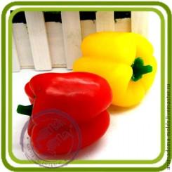 Болгарский перец - Объемная силиконовая форма для мыла