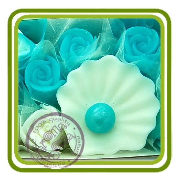 Авторские силиконовые формы для мыла