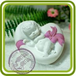 Заготовка - Объемная силиконовая форма для мыла