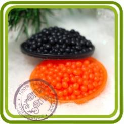 Икра (для креманки,тарталетки) 2d - Объемная силиконовая форма для мыла