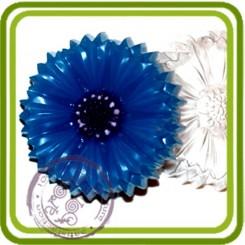 Василек - пластиковая форма для мыла