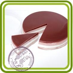 МегаКруг (заготовка под торт) - пластиковая форма для мыла