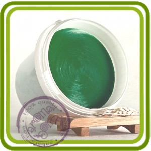 Мыльная основа MYLOFF COLOR  (зеленая)