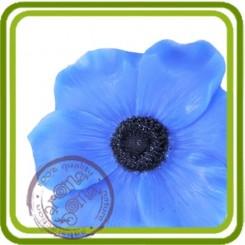 Голубой - Пигмент жидкий косметический неоновый (глицериновая дисперсия)