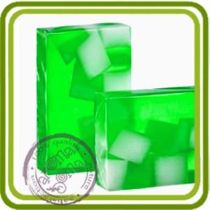 Зеленый - краситель прозрачный