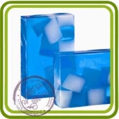 Голубой - краситель гелевый концентрированный
