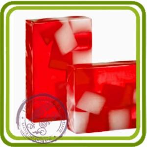 Красный - краситель прозрачный
