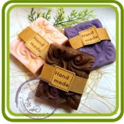 Прованс (Like natural. как натуральное) - Объемная силиконовая форма для мыла