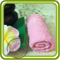 Полотенце - силиконовая форма для мыла, свечей, шоколада, гипса и пр.