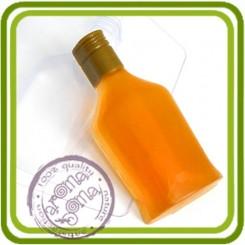 Бутылка - пластиковая форма для мыла