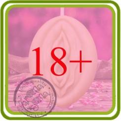 Шалунья - 2D Объемная силиконовая форма для мыла, свечей, гипса, шоколада и пр.